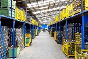 distribution centers cost segregation